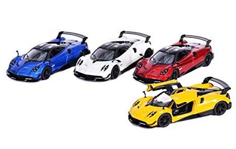 Buy Kinsmart Pagani Huayra Bc 2016 Limited Edition Diecast Toy Car