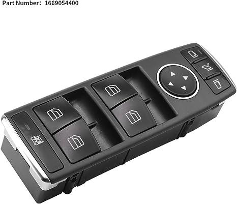 Front Passenger Side Window Control Switch for Citroen Berlingo 2000-2007