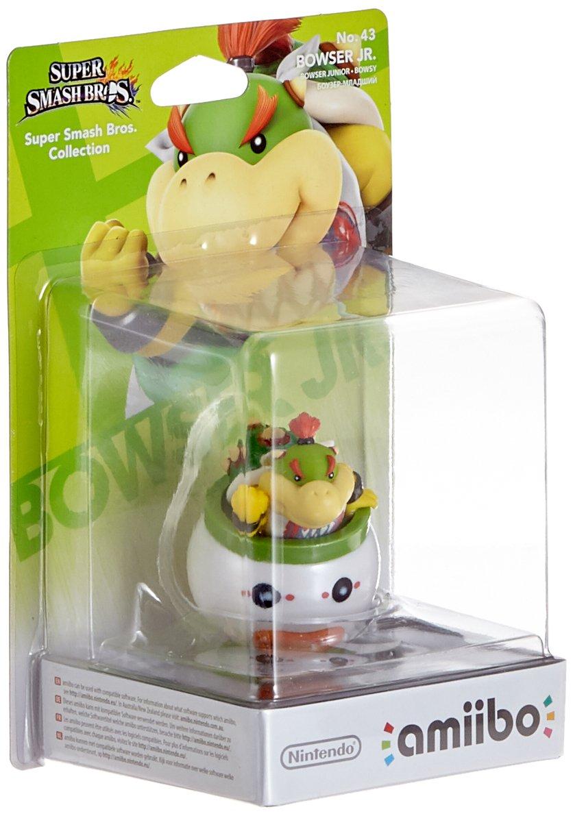 amiibo Super Smash Bros. - Bowser Jr.: Nintendo Wii U: Amazon.de: Games