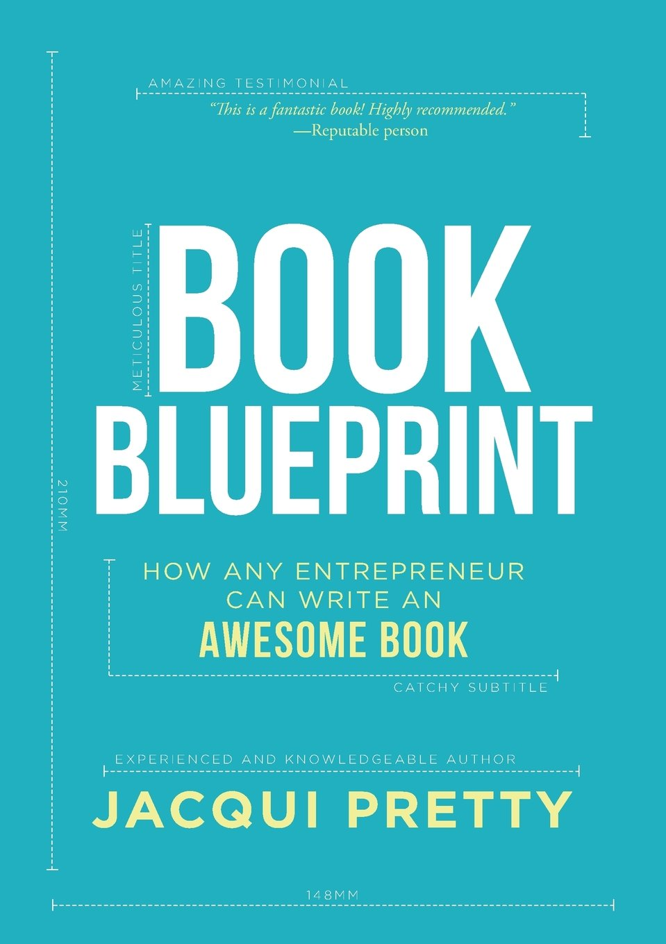 Read Online Book Blueprint: How Any Entrepreneur Can Write an Awesome Book pdf