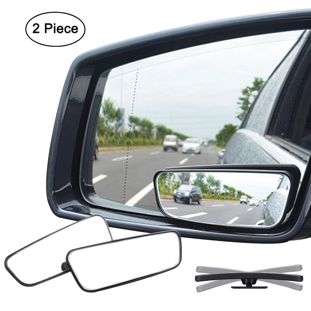 Ampper Square Blind Spot Mirror}