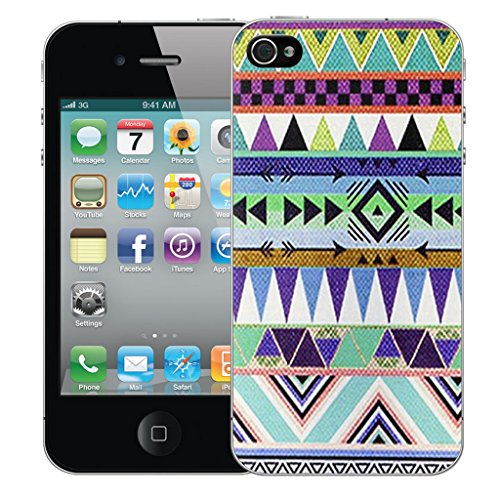 Mobile Case Mate iPhone 5 Silicone Coque couverture case cover Pare-chocs + STYLET - Native pattern (SILICON)