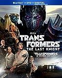 Transformers: The Last Knight [Blu-ray + DVD + Digital HD]
