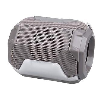Wokee HiFi Altavoz inalámbrico portátil - Bluetooth Estéreo ...