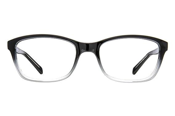 d7756e0e249 Dereon DOV 516 Women s Eyeglass Frames - Black Gradient at Amazon Women s  Clothing store
