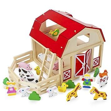 Barn Yard Toys
