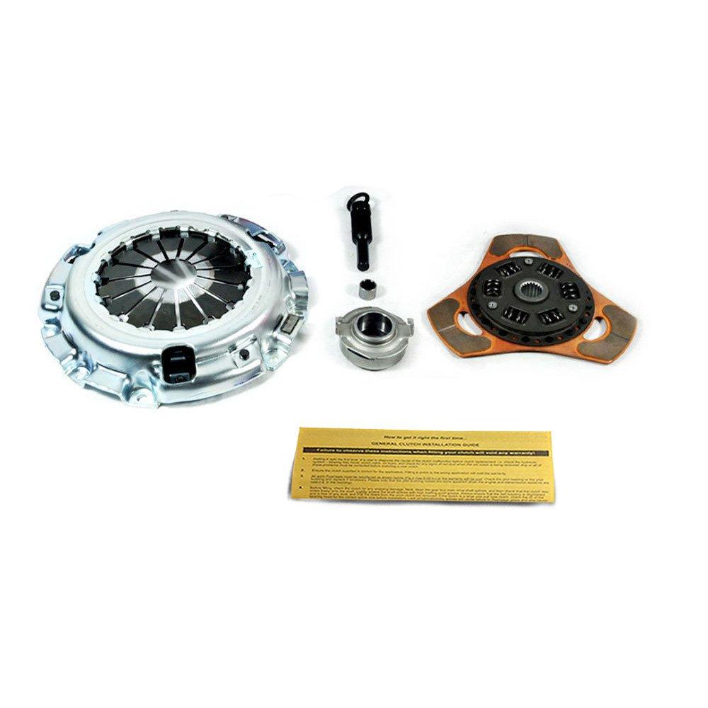 exedy Racing etapa 2 delgado cerametallic Kit de embrague 2004 - 11 Mazda RX-8 1.3L 13bmsp: Amazon.es: Coche y moto