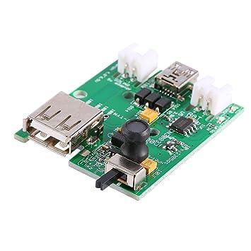Módulo cargador solar con interfaz USB de carga tarjeta de ...