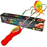 Light Up Gyro Kinetic Wheel (Rail Twister)