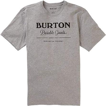 TALLA XS. Burton Durable Goods Camiseta Hombre