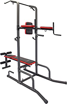 Health Gear CFT2.0 Power Tower & Workout Bench System