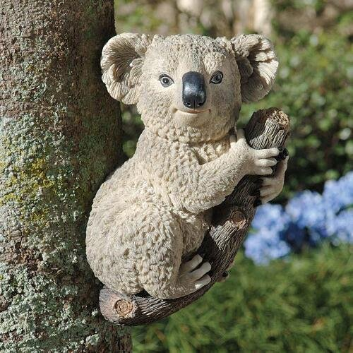 Kouta The Koala Design New Zealand Australia Wild Animal Koala Statue