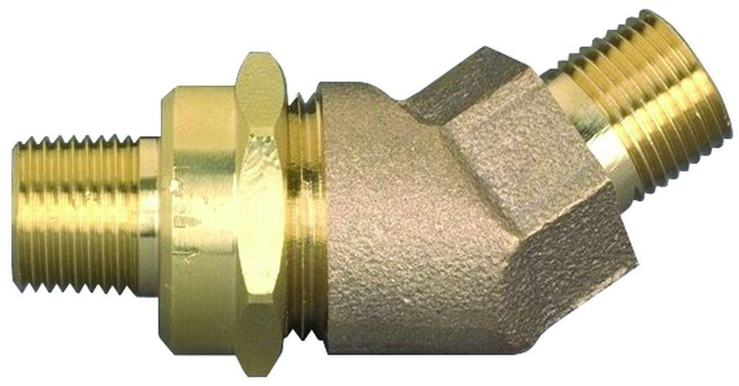 Prime-Line 9071646 Lag Shields 1//2 in Short 10-Pack Zinc Alloy X 2 in.