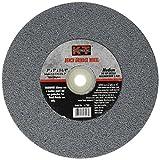 K-T Industries 5-7207 Medium 7'' x 1'' Bench Grinder Wheel