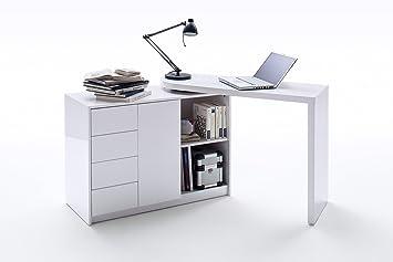 Lifestyle4living Büromöbel Schreibtisch Bürotisch Arbeitstisch
