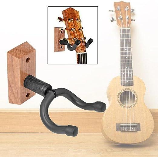 Soporte pared Guitarra gancho de guitarra montaje en pared ...