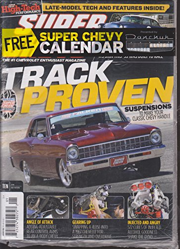 Super Chevy Magazine January 2016 -