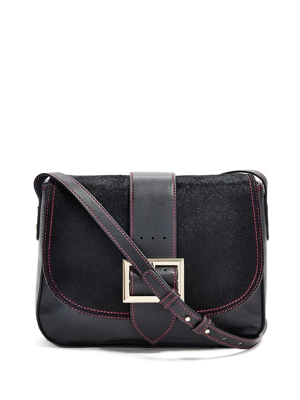 Marciano Belted Saddle Bag