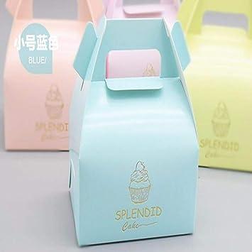Amazon.com: JEWH - Caja de cartón para galletas, galletas ...