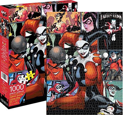 1000 piece puzzle dc comics - 9