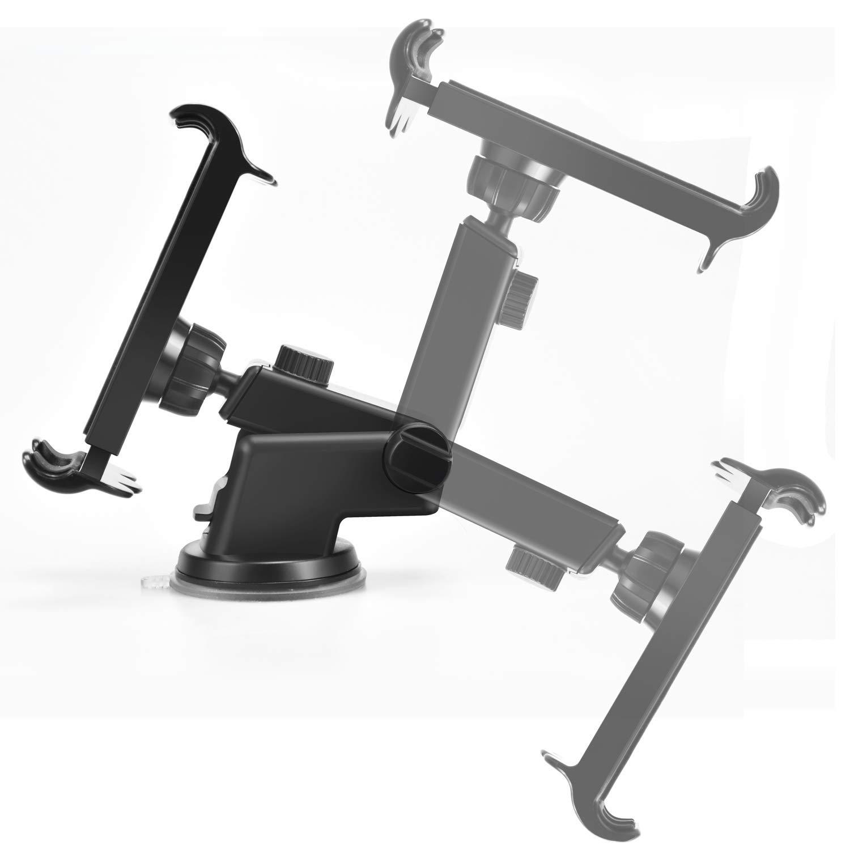 Cxuxin Car Smartphone Tablets Holder for iPad 2//3//4 mini Pro Air Galaxy Tab S2 S3 S4 A A2 Huawei M2 M3 M5 C5 Mate iPhone X//8//8Plus//7//7Plus//6s//6P//5S Car Bodyguard