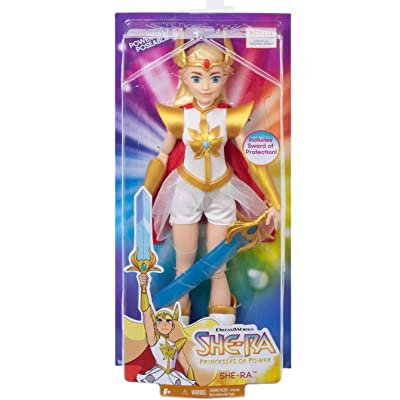 She-ra and the Princesses of Power - She-ra 11 1/2 Inch Poseable Doll: Toys & Games