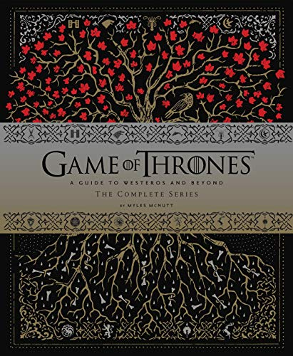 Game of Thrones: A Guide to Westeros and Beyond: The Complete Series (Gift for Game of Thrones Fan) (Game Of Thrones Review Beyond The Wall)
