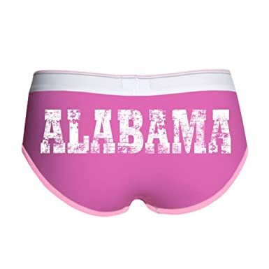 4eca4f5b60b Amazon.com  CafePress - Vintage Alabama Women s Boy Brief - Women s Boy  Brief