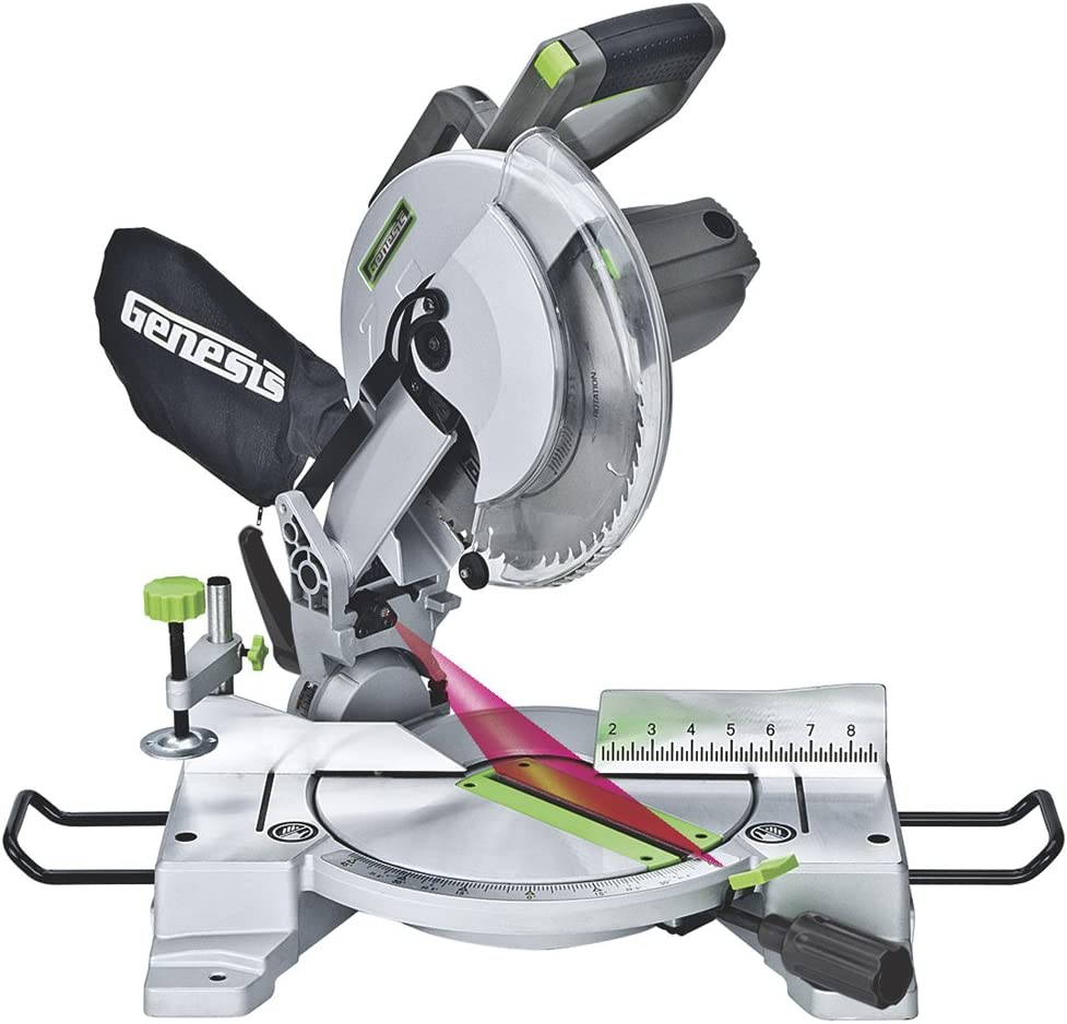 Genesis GMS1015LC Compound Miter Saw