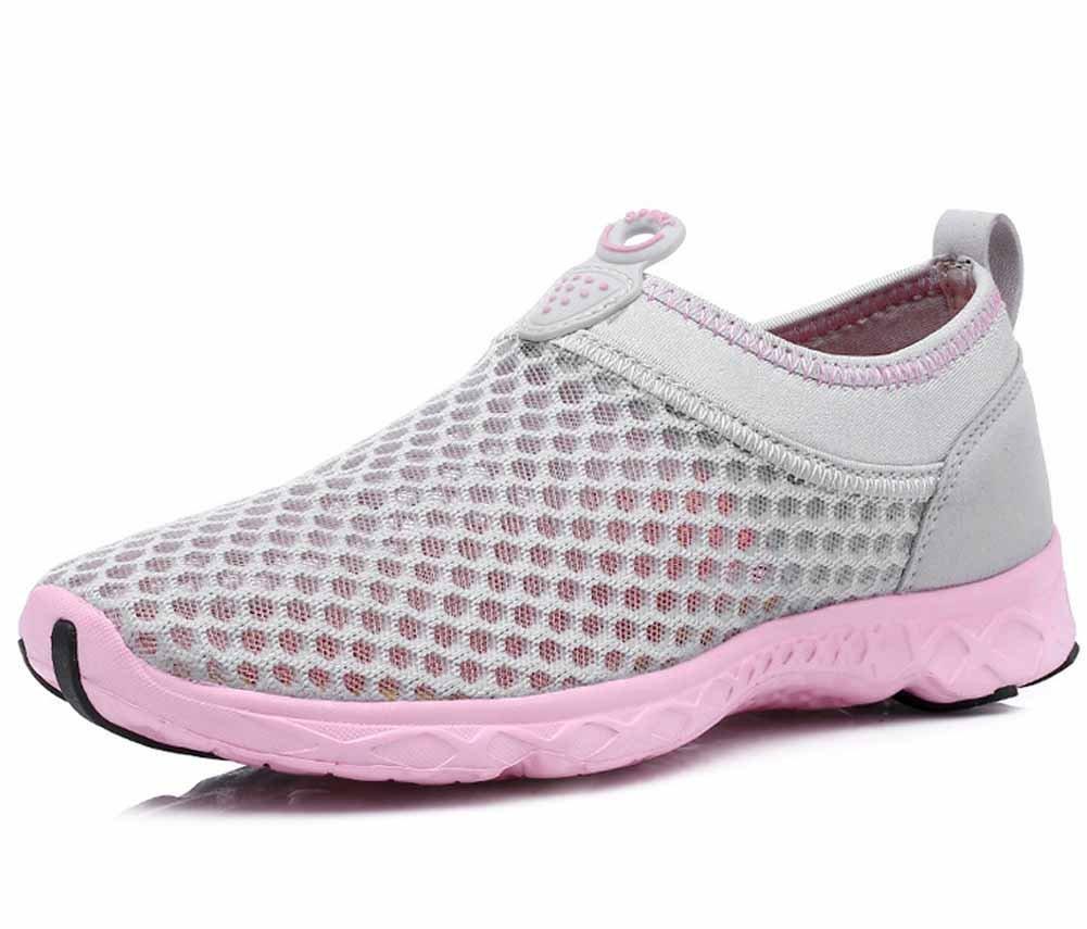 GLSHI Unisex Mesh Sport Schuhe 2018 Neu Frühling Sommer Mode Beiläufig Atmungsaktiv Paar Schuhe Leicht Stromaufwärts Schuhe