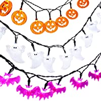 Joomer Halloween String Lights