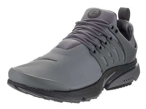edeca88f0603 Nike Men s Air Presto Low Utility DARK GREY DARK GREY-ANTHRACITE DARK GREY DARK  GREY-ANTHRACITE 9 D(M) US  Amazon.in  Shoes   Handbags