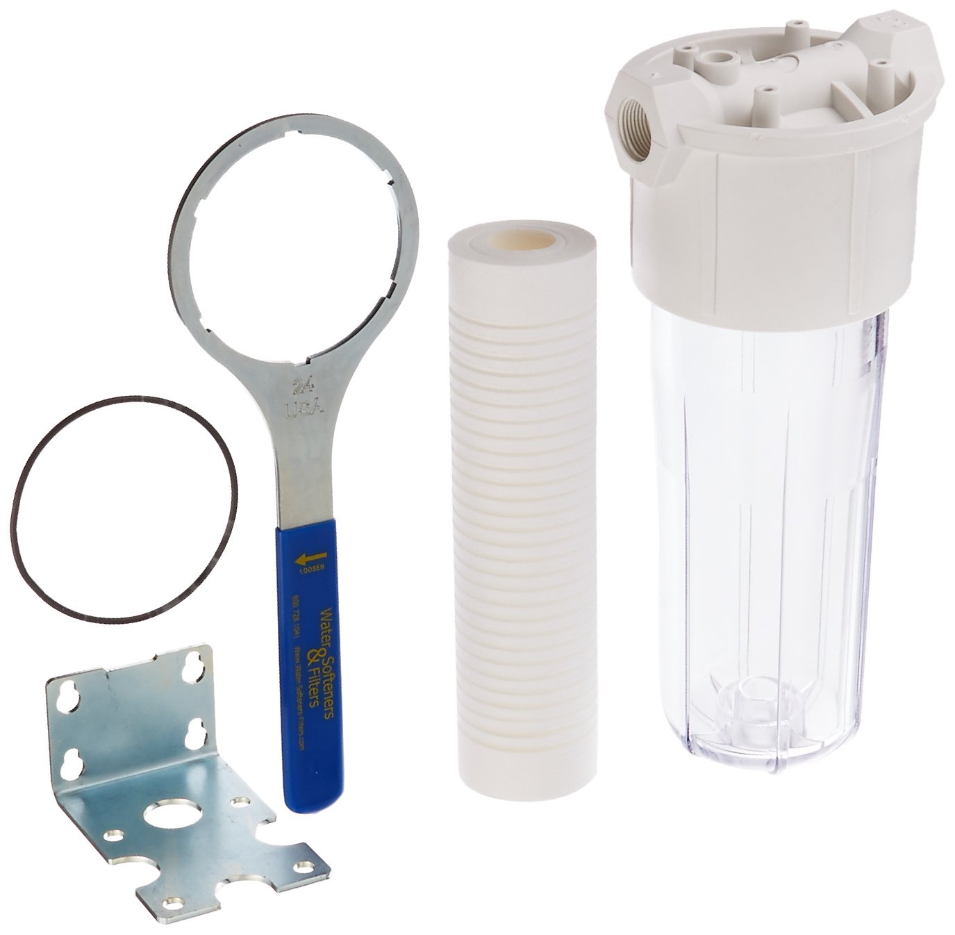 USA Filtration Systems - Whole House Water Filtration System USAWH1 Whole House Water Filtration System