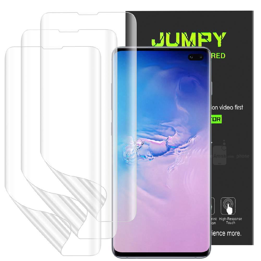Film Para Samsung S10 Plus [3 Un.] JUMPY