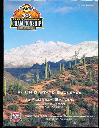 2007 Ohio State vs Florida BCS Championship ()