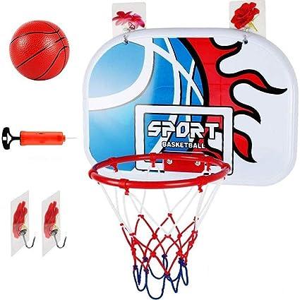Zwbdb Canasta de Baloncesto, de Padres y childgames Sistema ...