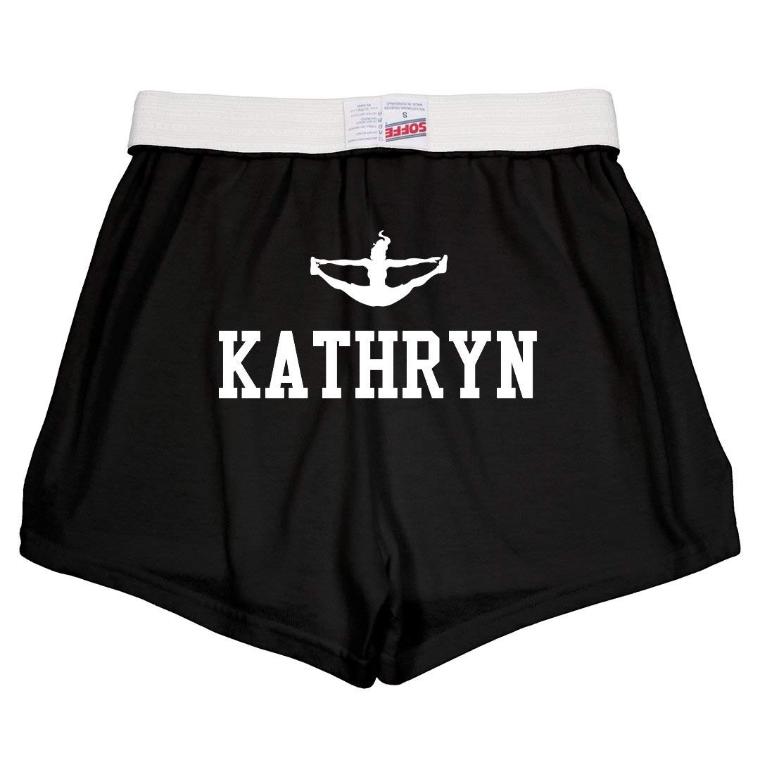 Kathryn Cute Cheer Practice Youth Soffe Shorts