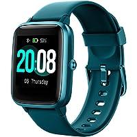 LIFEBEE Smartwatch, Reloj Inteligente Impermeable IP68 para Hombre Mujer niños,…