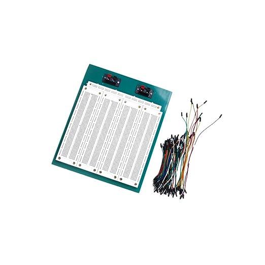 2860 Tiepoint Protoboard Sin Soldadura Incluye Jumpwires: Amazon.es: Bricolaje y herramientas