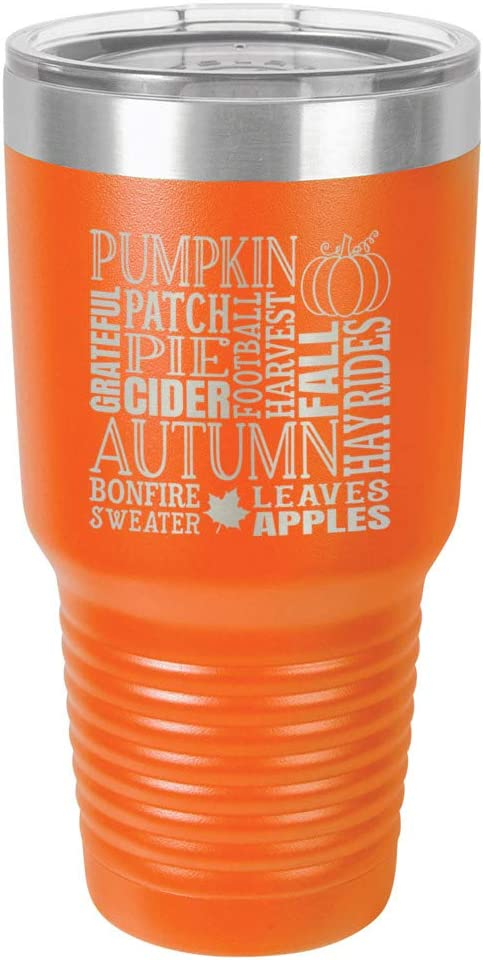 truck with pumpkins Its Fall Yall Coasters Halloween Cup holders set of 4