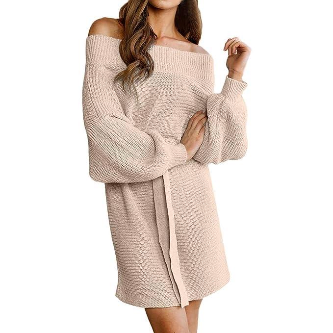 04feb93d155a Amazon.com  Wintialy Women Clothes Women Winter Sexy Long Sleeve ...