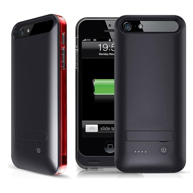 custodia con batteria iphone 5s