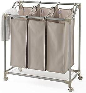 neatfreak 05440 ADA59C-003 Laundry Sorter, Beige