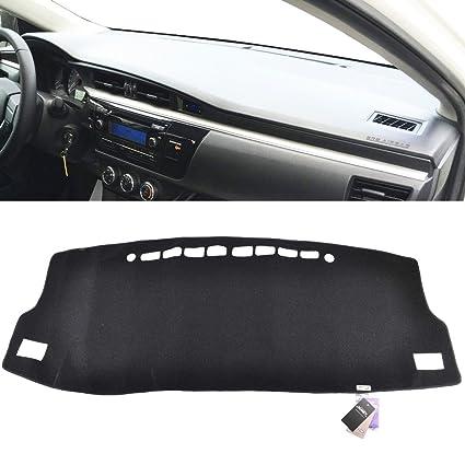 Amazon Com Xukey Dashboard Cover For Toyota Corolla Im Auris E180