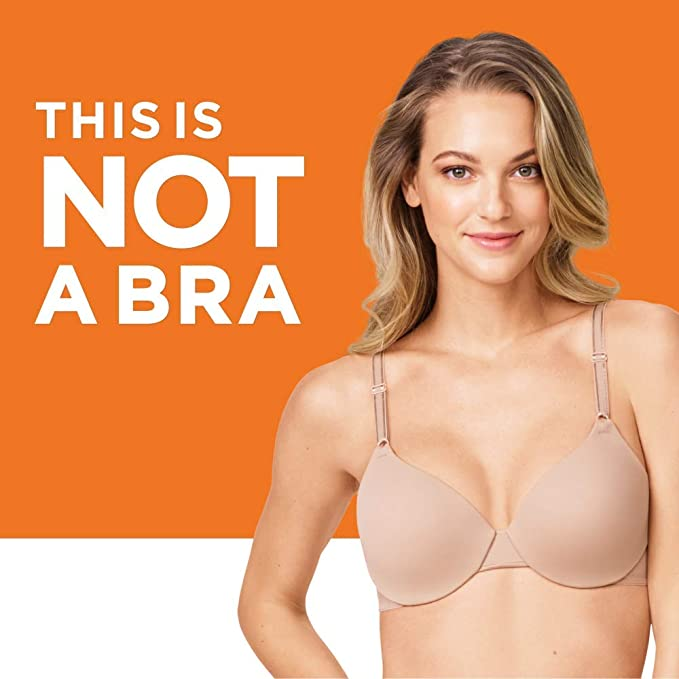 Warner's Women's This is Not a Bra Full-coverage Underwire Bra