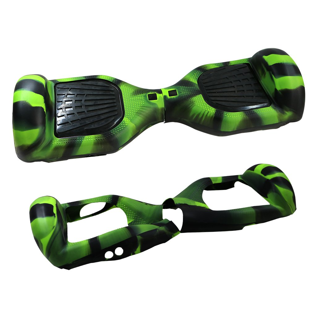 Amazon.com: COLORWAY Hoverboard - Carcasa protectora de ...
