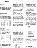 Excel VLOOKUP Laminated Tip Card: Master VLOOKUP from MrExcel