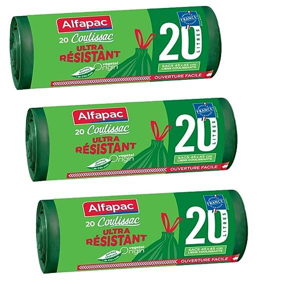 Alfapac - Coulissac, bolsas de basuraajustables ...