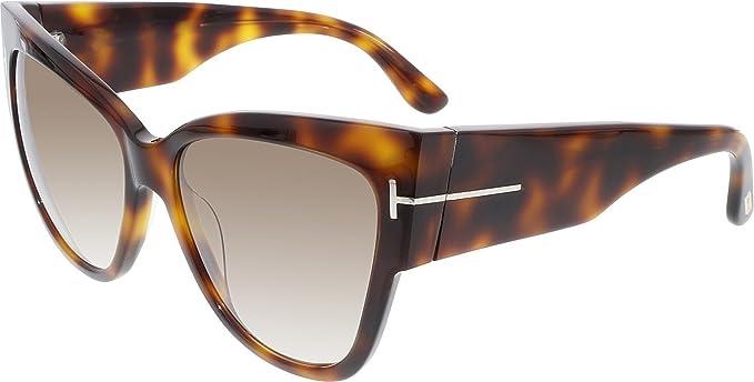 22afe01f0c Tom Ford Women s FT0371 01B 57 Sunglasses