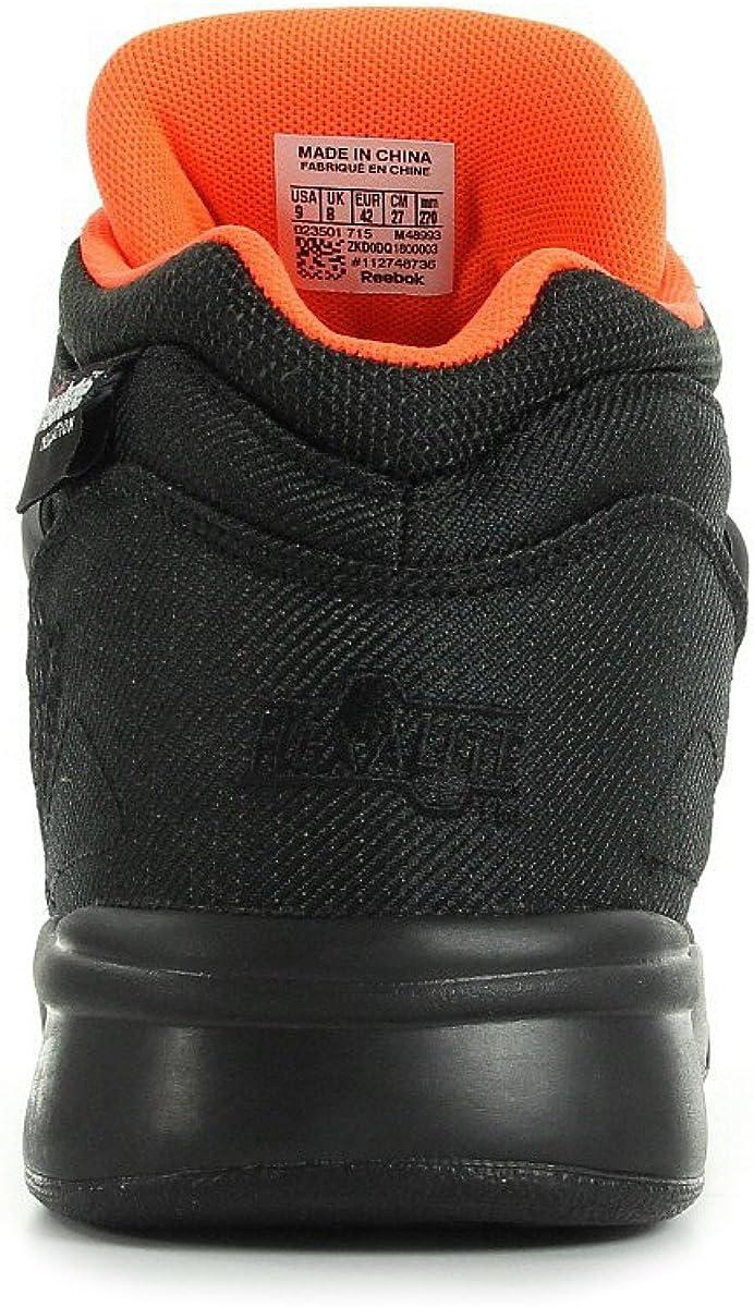 Reebok Pump Omni Lite Tech M48993, Baskets Mode Homme